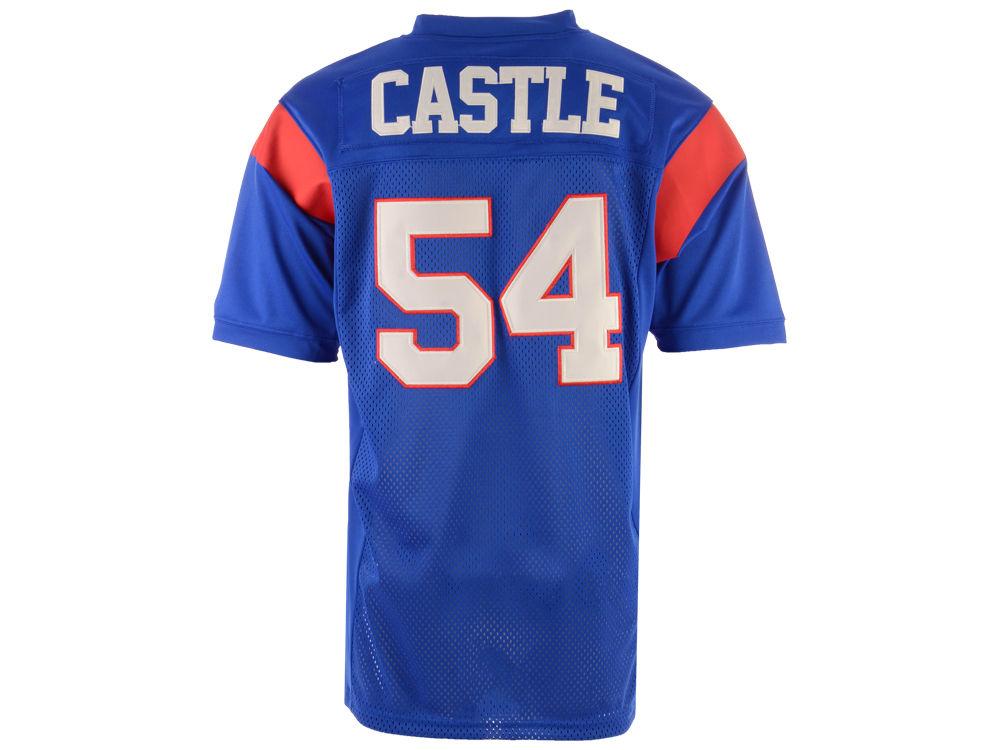 Thad Castle Blue Mountain State Movie Jersey  fb28ec425e6f