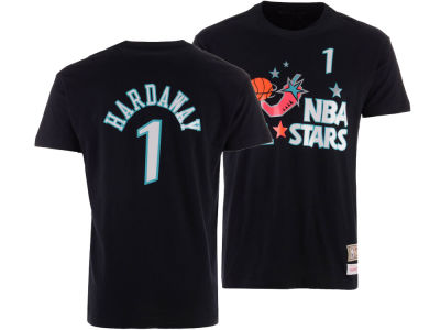 NBA All Star Penny Hardaway Mitchell & Ness 1996 Men's Name & Number Traditional T-Shirt
