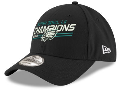 Philadelphia Eagles New Era NFL Secondary Champ 9FORTY Cap