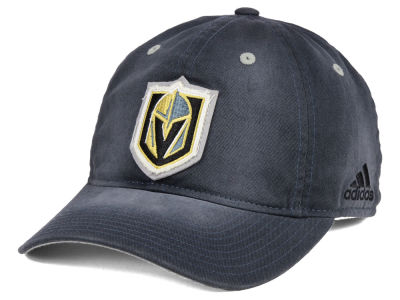 Vegas Golden Knights adidas NHL Sandblasted Slouch Cap