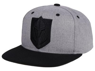 Vegas Golden Knights adidas NHL 2 Tone Tonal Snapback Cap 0e53d1a0b