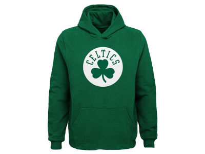 Boston Celtics Nike NBA Youth Primary Logo Hoodie