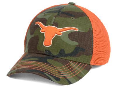 Texas Longhorns DCM NCAA Grunt Stretch Cap