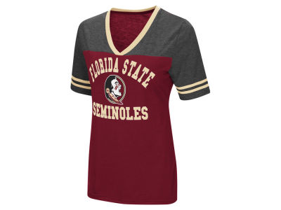 Florida State Seminoles Colosseum NCAA Women's Whole Package T-Shirt