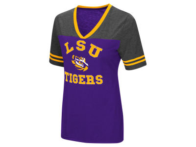 LSU Tigers Colosseum NCAA Women's Whole Package T-Shirt