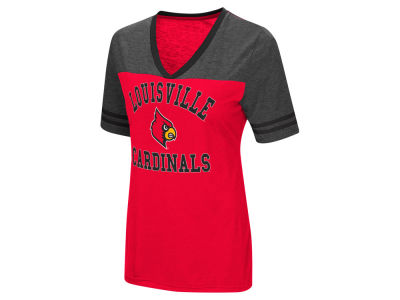 Louisville Cardinals Colosseum NCAA Women's Whole Package T-Shirt