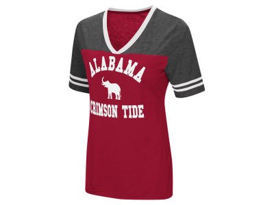 Alabama Crimson Tide Colosseum NCAA Women's Whole Package T-Shirt