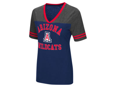 Arizona Wildcats Colosseum NCAA Women's Whole Package T-Shirt
