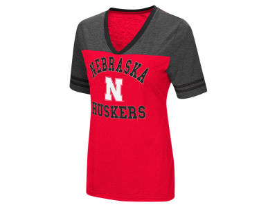 Nebraska Cornhuskers Colosseum NCAA Women's Whole Package T-Shirt