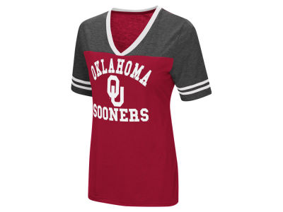 Oklahoma Sooners Colosseum NCAA Women's Whole Package T-Shirt