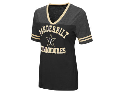 Vanderbilt Commodores Colosseum NCAA Women's Whole Package T-Shirt