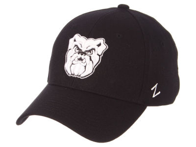 Butler Bulldogs Zephyr NCAA Black White Stretch Cap