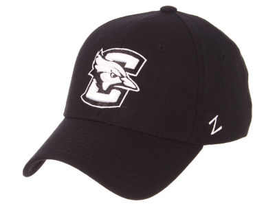 Creighton Blue Jays Zephyr NCAA Black White Stretch Cap
