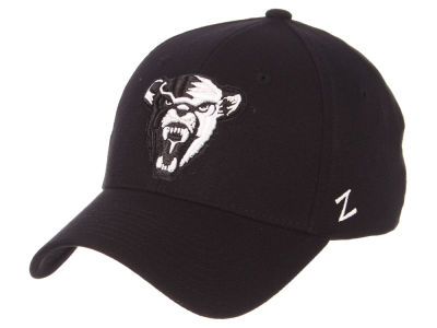 Maine Black Bears Zephyr NCAA Black White Stretch Cap