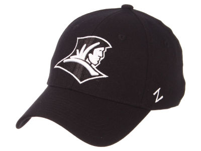 Providence Friars Zephyr NCAA Black White Stretch Cap