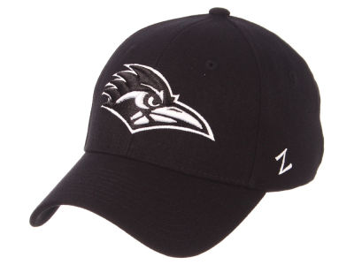University of Texas San Antonio Roadrunners Zephyr NCAA Black White Stretch Cap