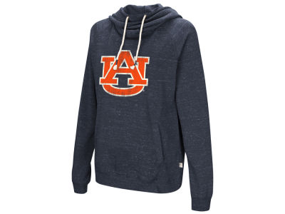 Auburn Tigers Colosseum NCAA Women's Speckled Fleece Hooded Sweatshirt