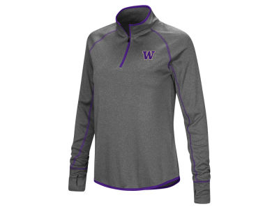 Washington Huskies Colosseum NCAA Women's Shark Quarter Zip Pullover