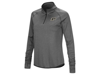 Purdue Boilermakers Colosseum NCAA Women's Shark Quarter Zip Pullover