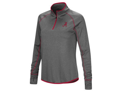 Alabama Crimson Tide Colosseum NCAA Women's Shark Quarter Zip Pullover