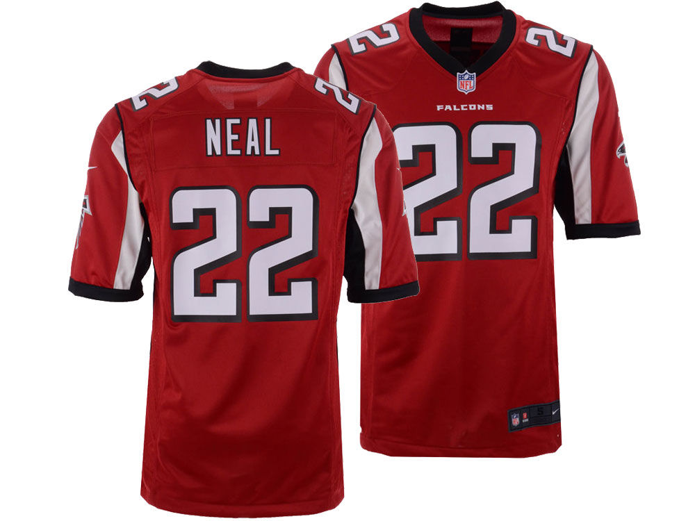 Atlanta Falcons Keanu Neal Nike NFL Men s Game Jersey  2980b7156