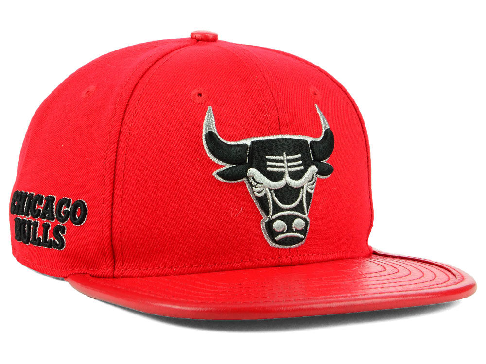 designer fashion a2f28 5b8b3 ... store chicago bulls pro standard nba metallic snapback cap 63d73 4d2a8