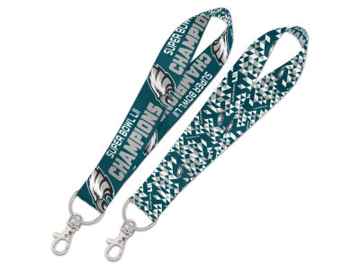 Philadelphia Eagles Event Lanyard Key Strap