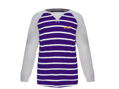 LSU Tigers Garb NCAA Infant Reign Creeper