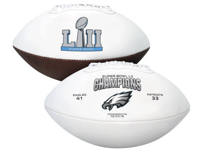 Philadelphia Eagles Event Mini Football