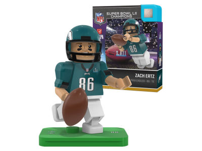 Philadelphia Eagles Zach Ertz Event Champs OYO Figure