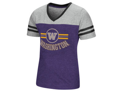 Washington Huskies Colosseum NCAA Youth Girls Pee Wee T-Shirt