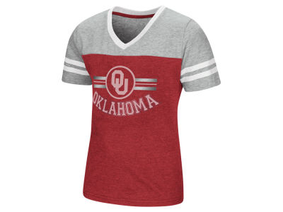Oklahoma Sooners Colosseum NCAA Youth Girls Pee Wee T-Shirt