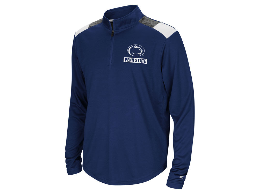 Penn State Nittany Lions Colosseum NCAA Youth 99 Yards Quarter Zip Pullover