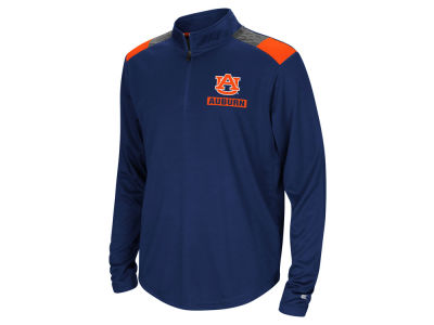 Auburn Tigers Colosseum NCAA Youth 99 Yards Quarter Zip Pullover