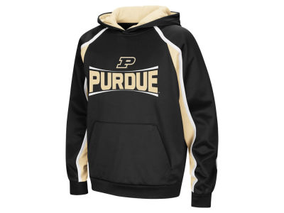 Purdue Boilermakers Colosseum NCAA Youth Poly Pullover Hoodie