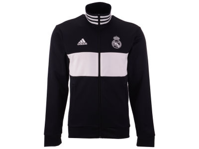 Real Madrid adidas Men's Club Team 3 Stripe Track Jacket