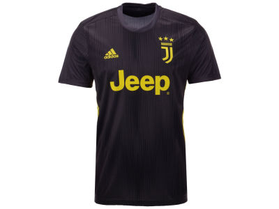 Juventus adidas Men's Club Team 3rd Stadium Jersey