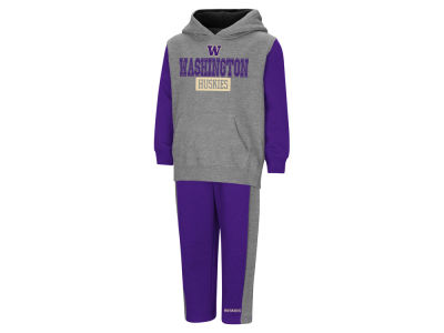 Washington Huskies Colosseum NCAA Toddler Fleece Set