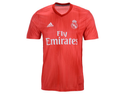 Real Madrid adidas Men's Club Team 3rd Stadium Jersey