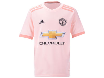 Manchester United adidas Club Team Away Youth Stadium Jersey