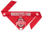 Ohio State Buckeyes Little Earth NCAA Pet Bandana Pet Supplies