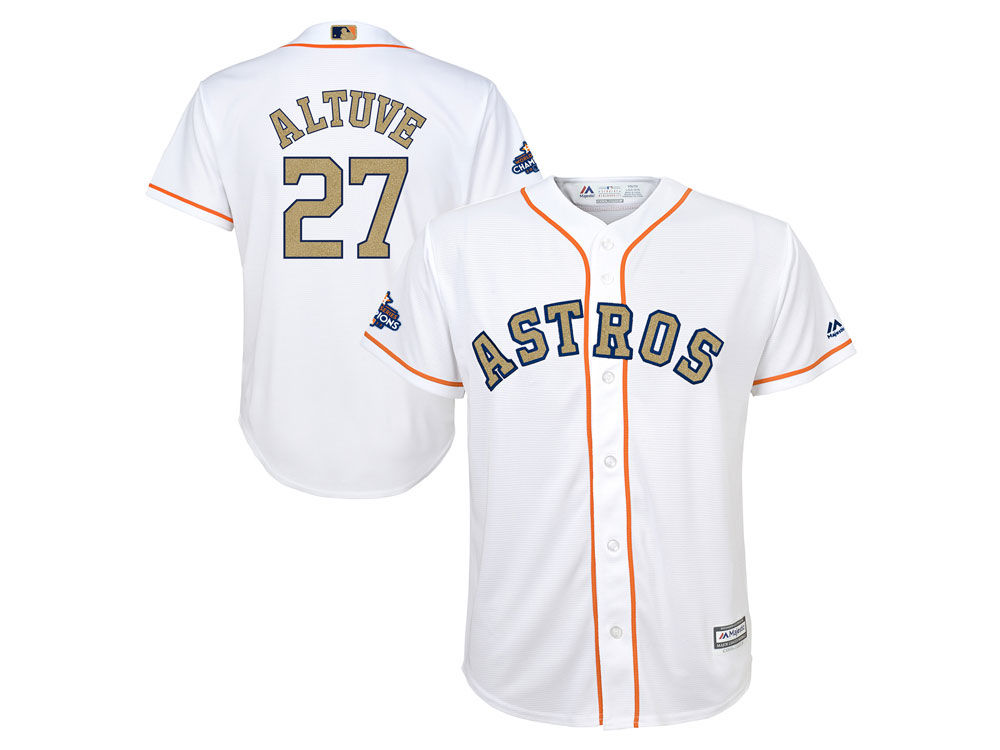 super popular 40645 383af promo code for jose altuve replica jersey db39d c1e70