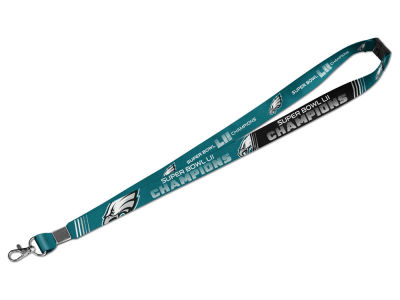 Philadelphia Eagles Champ Sublimated Lanyard