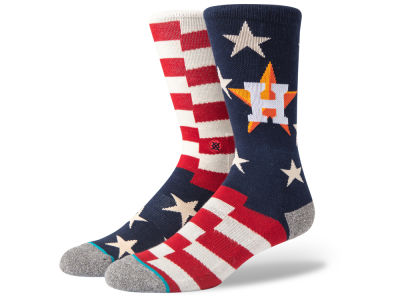 Houston Astros Stance Brigade Socks