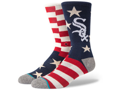 Chicago White Sox Stance Brigade Socks