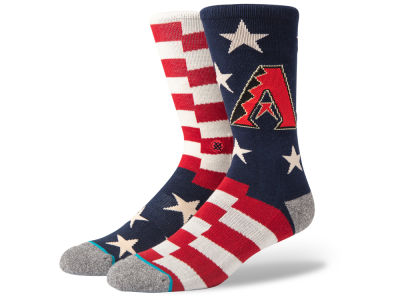 Arizona Diamondbacks Stance Brigade Socks