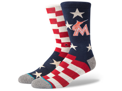 Miami Marlins Stance Brigade Socks