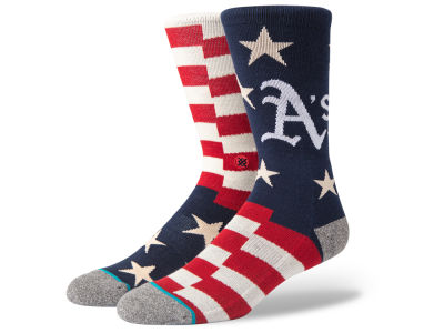 Oakland Athletics Stance Brigade Socks