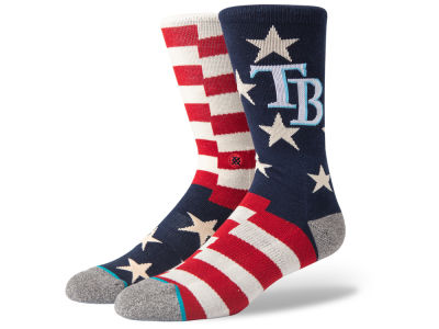 Tampa Bay Rays Stance Brigade Socks