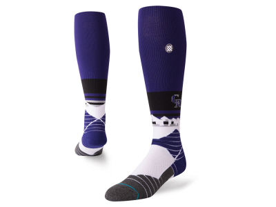Colorado Rockies Stance MLB Diamond Pro Team Socks